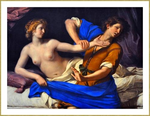 Joseph et Potiphar *