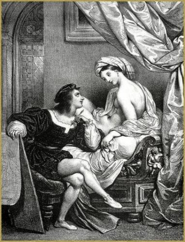 Raphael et la Fiorina *
