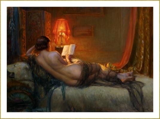 Lecture au lit *