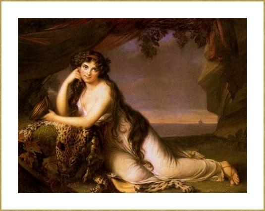 Ariane - Lady Hamilton *