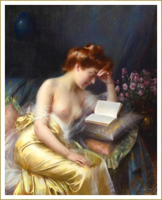 Le roman d'amour *