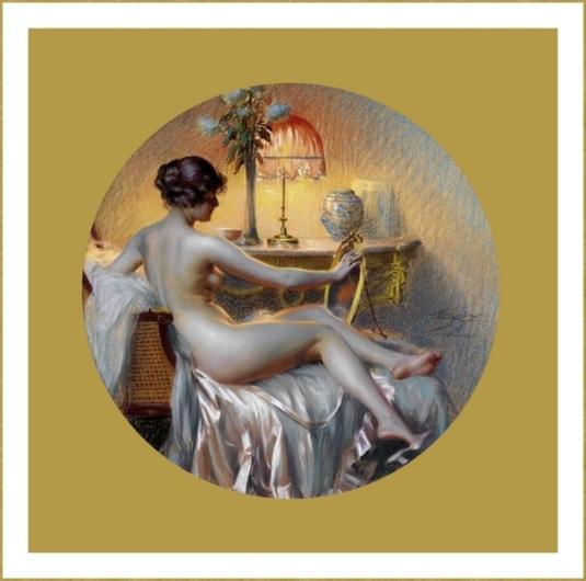Au boudoir *