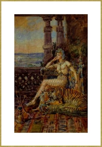 La princesse au tigre *