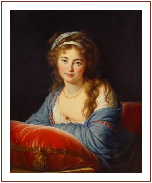 La comtesse Skavronskaia .