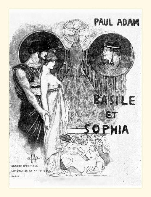 Illustration du livre Basile et Sophia