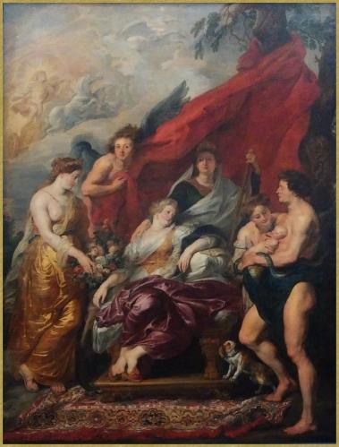 Naissance de Louis XIII