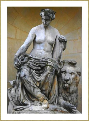 Fontaine Cuvier à Paris *