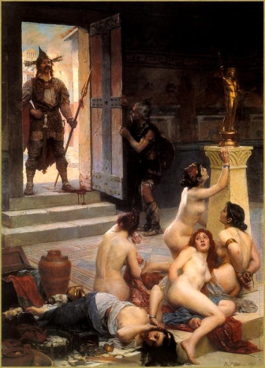 Brennus à Rome *