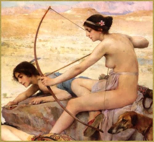 Les filles de l'Atlas *