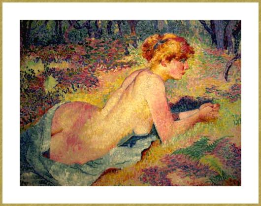 Femme nue *