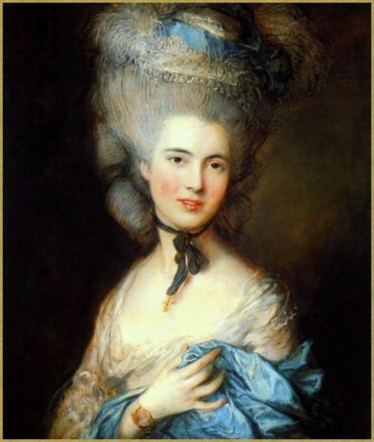 La duchesse de Beaufort *