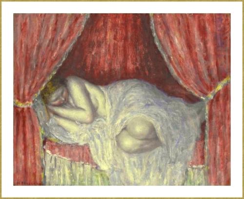 Endormie .