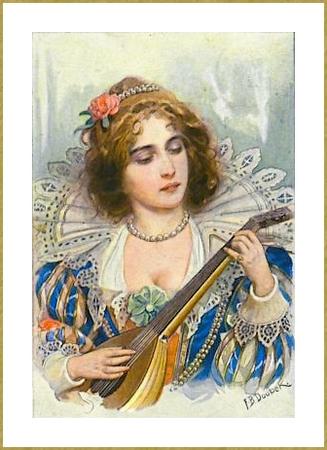 Musicienne *