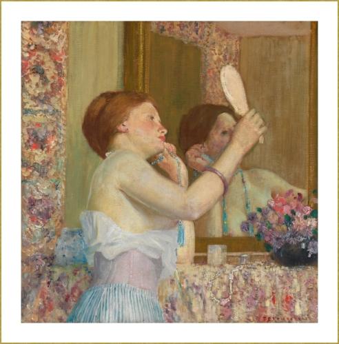 Jeu de miroir .