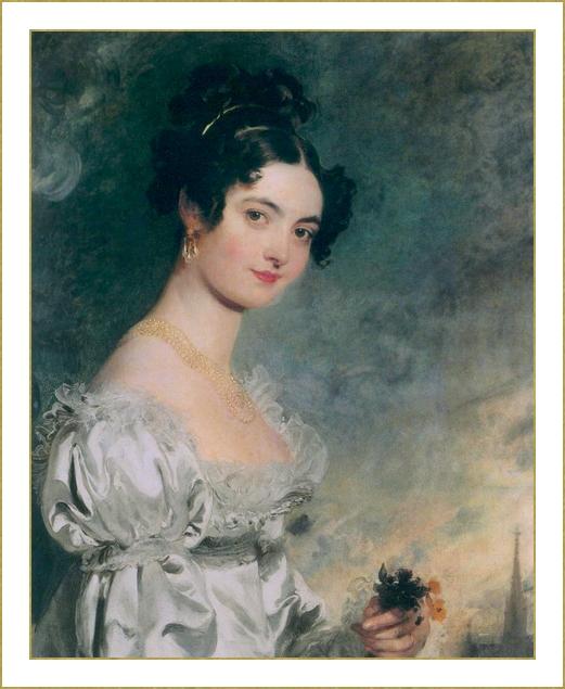 Lady Selina Meade * .