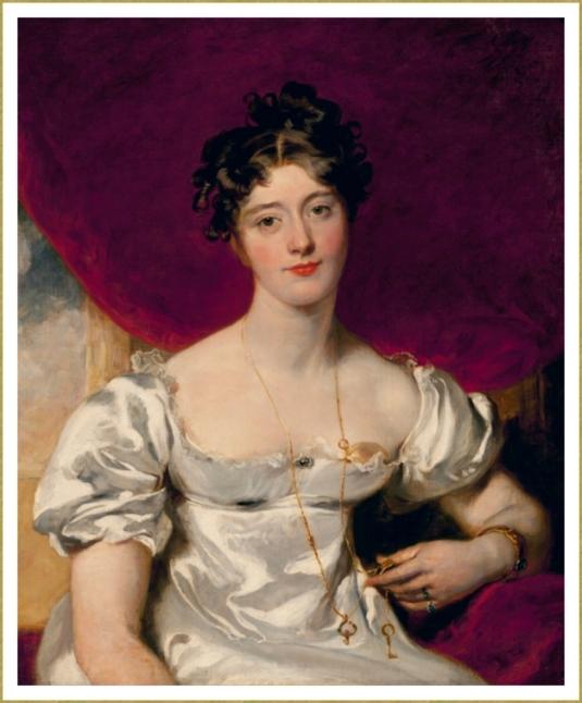 Lady Frances Anne Vane-Tempest * .