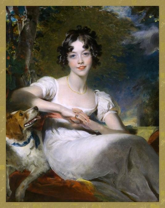 Lady Maria Conyngham * .