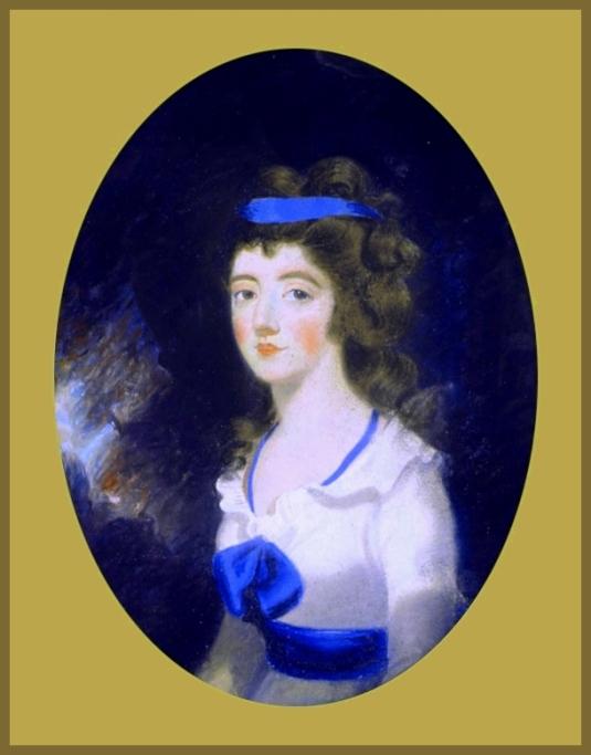 Maria Linley * .