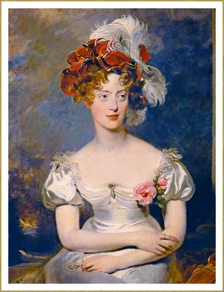 Marie-Caroline de Bourbon *