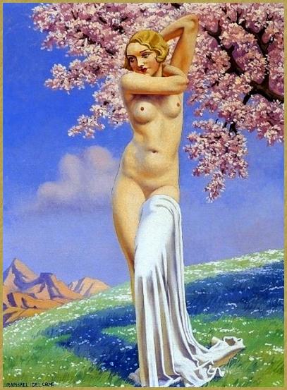 Le printemps *