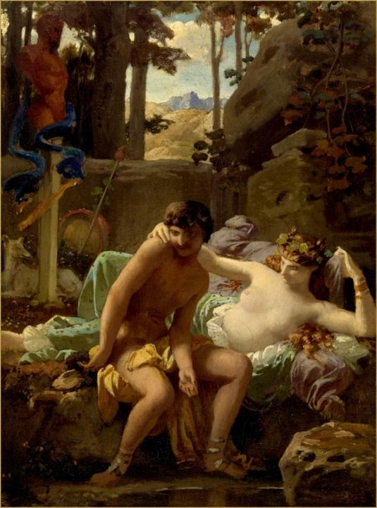 Cléonis et Cydippe
