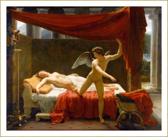 Psyché et Cupidon *