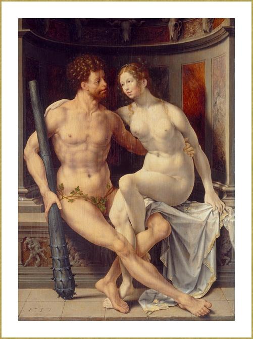 Hercule et Deianira *
