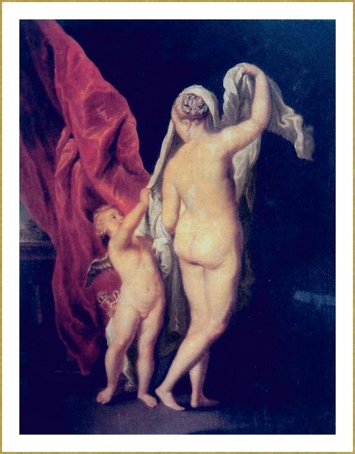 Vénus et amour *