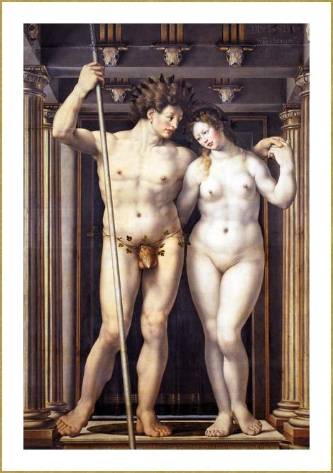 Neptune et Amphitrite *
