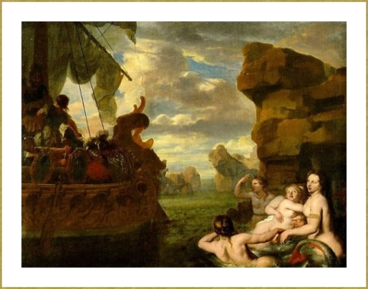 Ulysse et les sirènes *