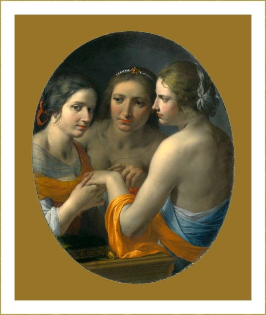 Les Trois graces .