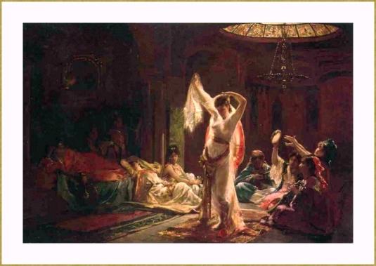 Danse au harem *