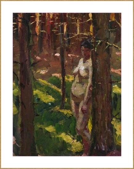 Dans la forêt *