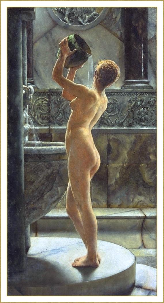 Le bain *