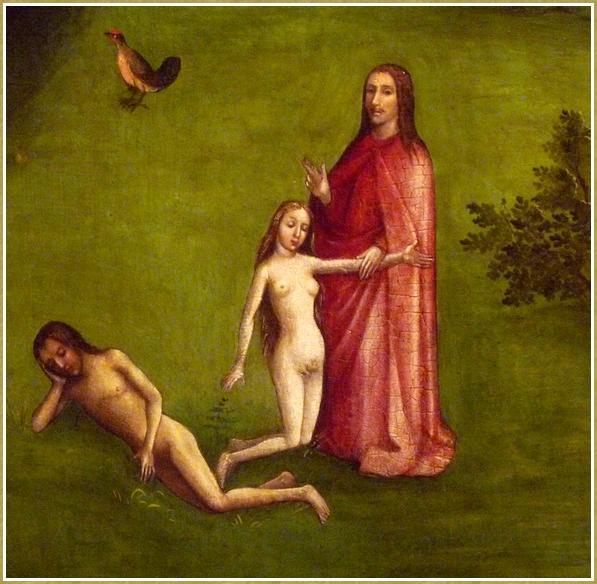 Naissance d'Eve