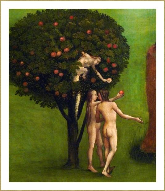 La pomme offerte par le diable... *