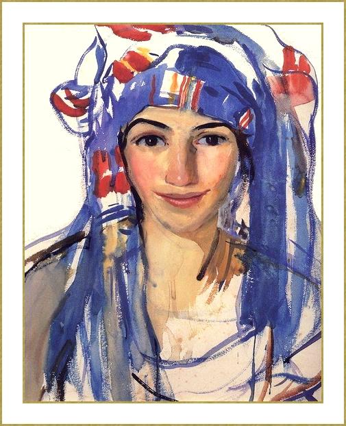 Autoportrait *