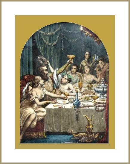 Le banquet *