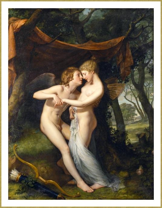 Psyché et Cupidon
